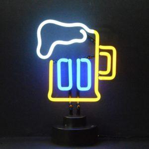 Neon deco - Bière - Art neon design