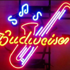 Enseignes neon Budweiser US